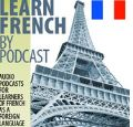 iTunes French Podcast Logo