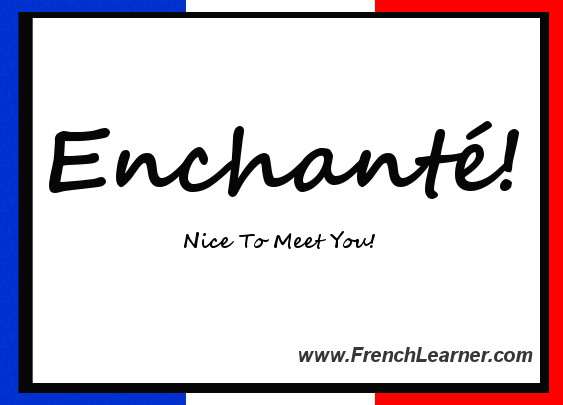 where will meet you in french