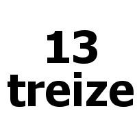 treize 13