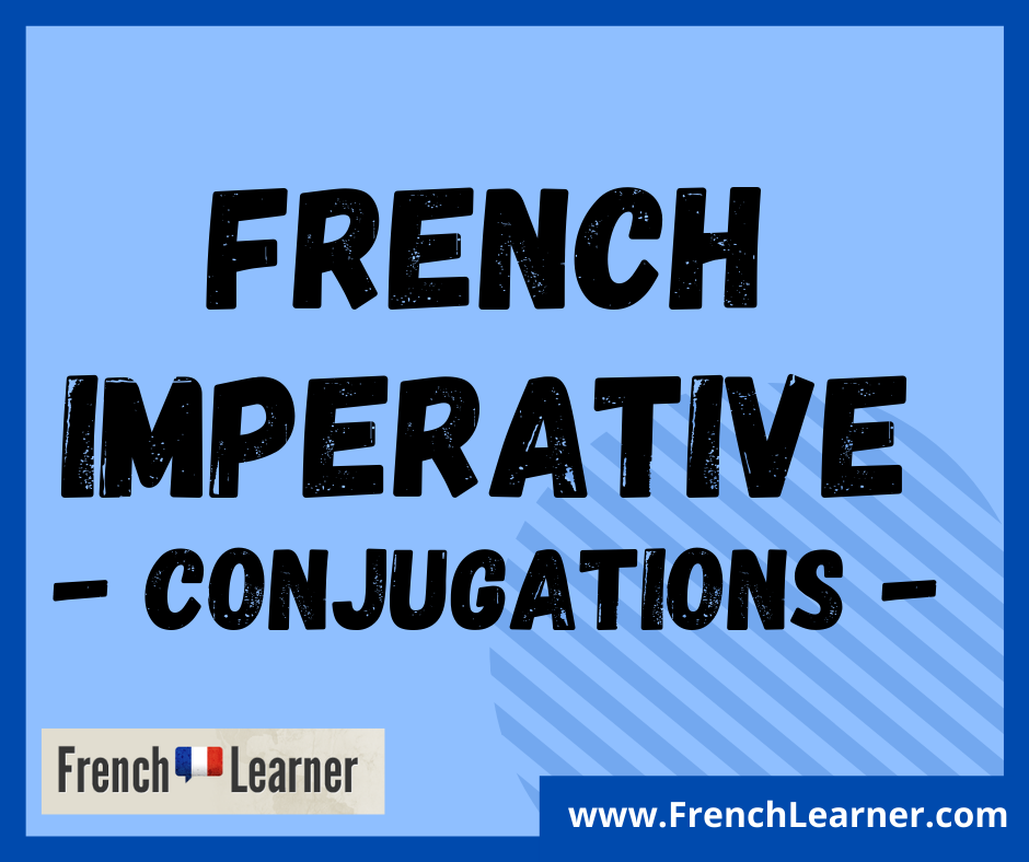 French imperative